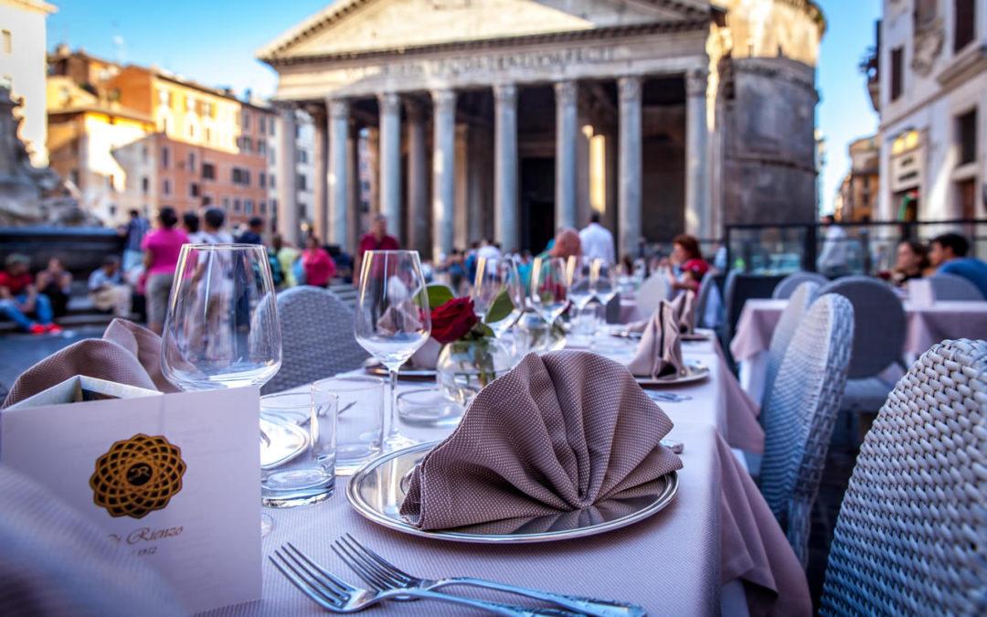 Ristorante al Pantheon Di Rienzo  Nuovo Sito